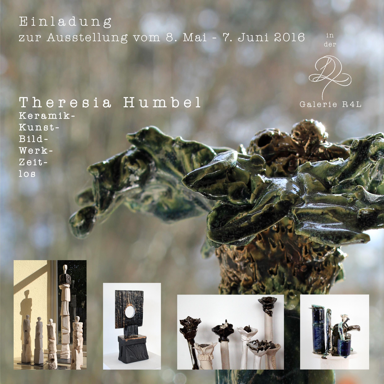 Kunstausstellung: Theresia Humbel