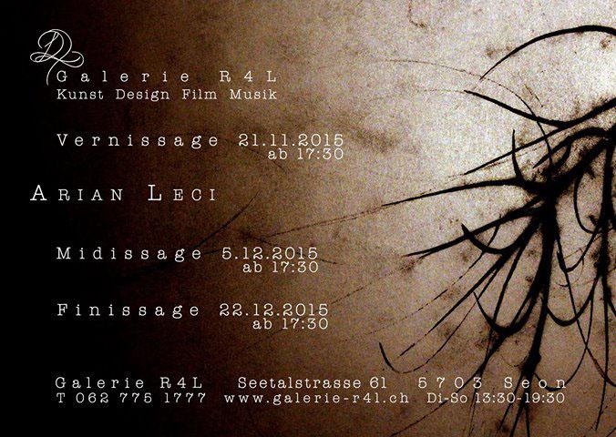 Kunstausstellung Arian Leci
